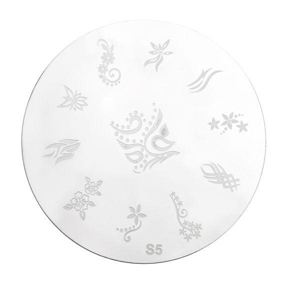 Šablon disk za pečate PMSO S5