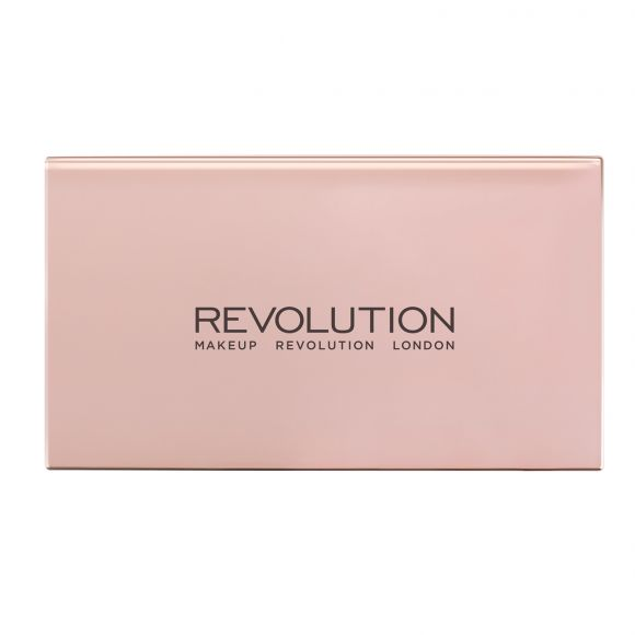 Paleta senke za oči MAKEUP REVOLUTION Flawless 3 Ressurection