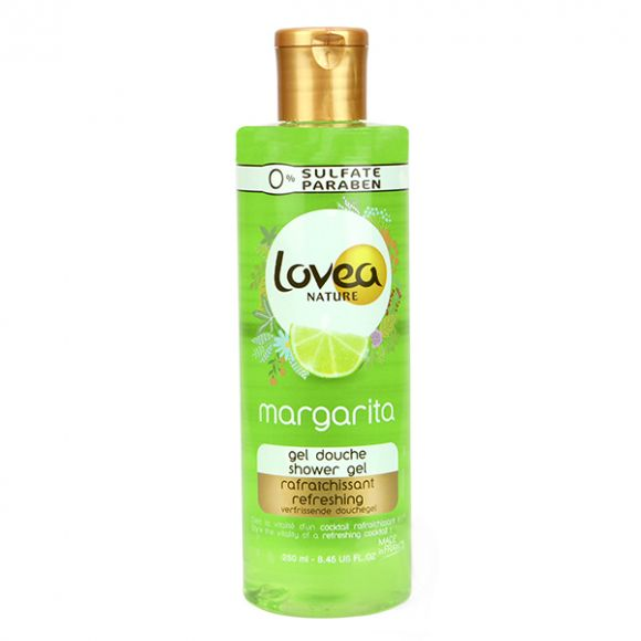 Gel za tuširanje LOVEA Limeta 250ml