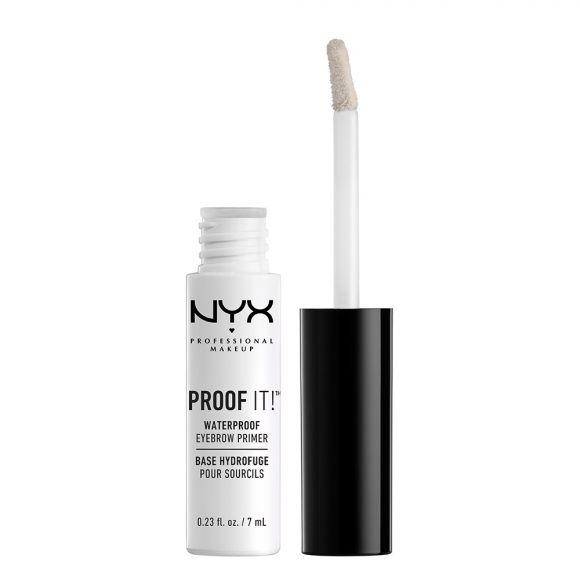 Vodootporni prajmer za obrve NYX Professional Makeup Proof It! PIEB