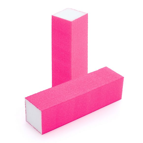 Blok turpija za matiranje noktiju B24 Pink 120/120