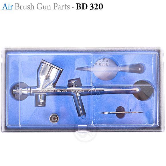 Pištolj za airbrush/aerograf BD320 gravitacioni sistem