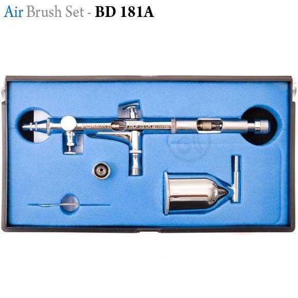 Pištolj za airbrush/aerograf BD181A gravitacioni sistem