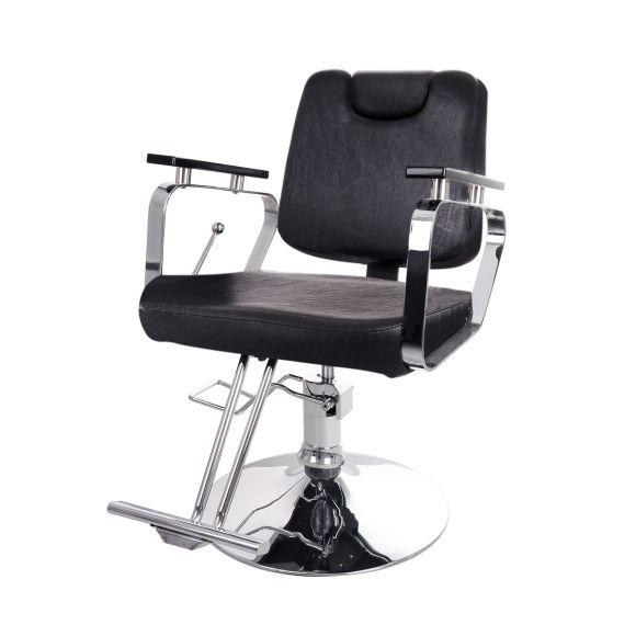 Frizerska radna stolica sa hidraulikom Y-199 sa podesivim naslonom za leđa i glavu