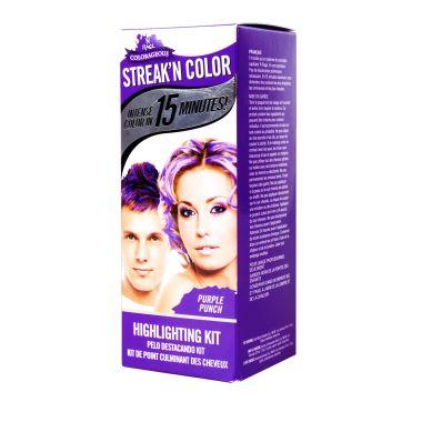 Blanš u boji Purple Punch N' RAGE Ljubičasti 14g+29ml