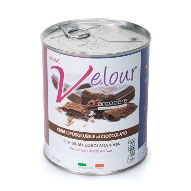 Vosak za depilaciju u limenci ARCO Čokolada 800g
