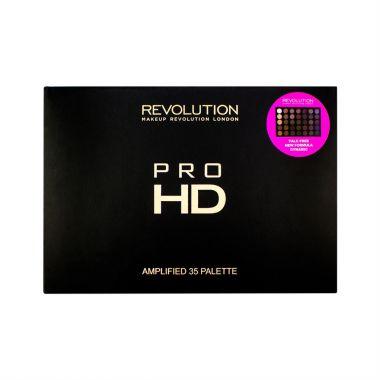 Paleta senki za oči MAKEUP REVOLUTION Pro HD Amplified 35 Dynamic 30g