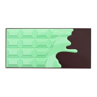 Paleta senki za oči I HEART MAKEUP Mint Chocolate 22g