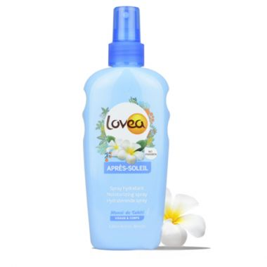 Hidratantni sprej za negu kože posle sunčanja LOVEA 200ml