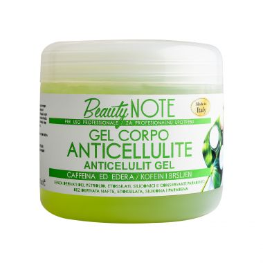 Anticelulit gel na bazi kofeina i bršljana DIEFFETTI 500ml