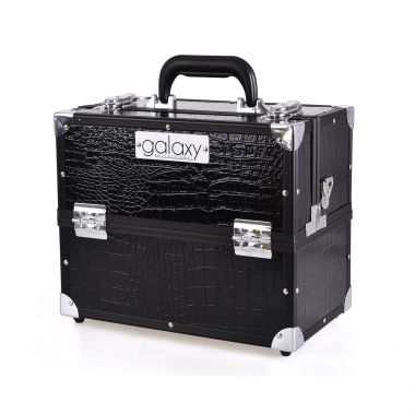 Kozmetički kofer za alat i pribor GALAXY TC-3201BC Crni