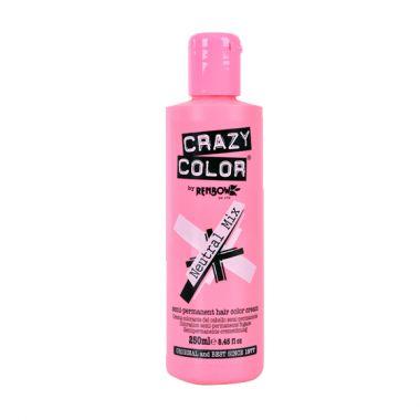 Korektor za polutrajne farbe za kosu CRAZY COLOR Neutral Mix 250ml