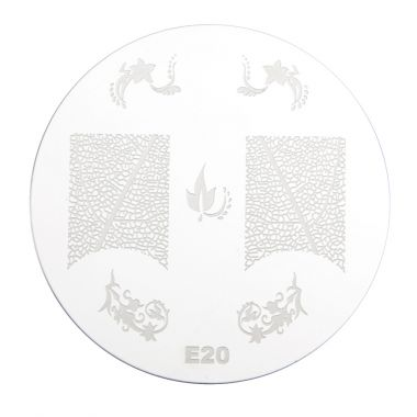 Šablon disk za pečate PMEO1 E20