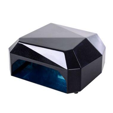 UV i LED lampa za sušenje gela i trajnog laka CCFL5 Crna 12/24W