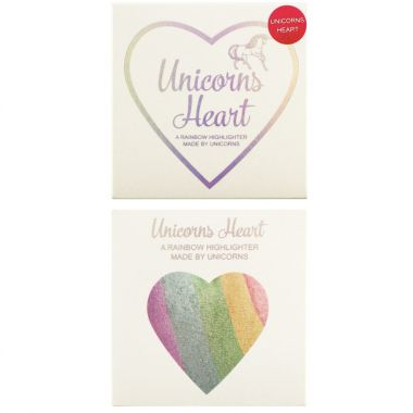 Hajlajter I HEART MAKEUP Unicorns Heart 10g