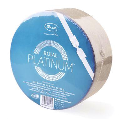 Rolna za depilaciju ROIAL Platinum New Gold 50m