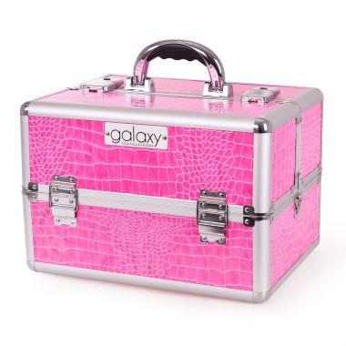 Kozmetički kofer za alat i pribor GALAXY TC-3154HPC Pink