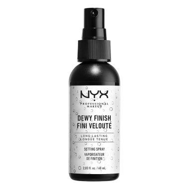 Fiksator šminke NYX Professional Makeup Dewy Makeup Setting Spray MSS02 60ml