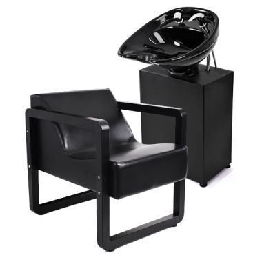 Keramička šamponjera za pranje kose NS-5552 sa odvojivom stolicom