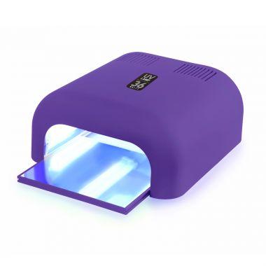 UV lampa za sušenje gela i trajnog laka GALAXY UV2000 Ljubičasta 36W