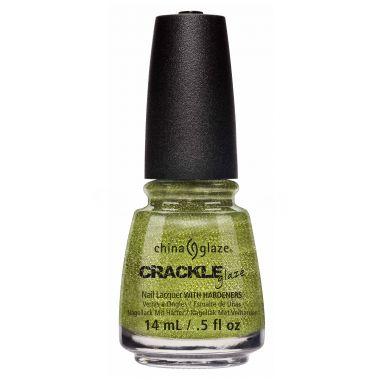 Crackle Glitter Jade D