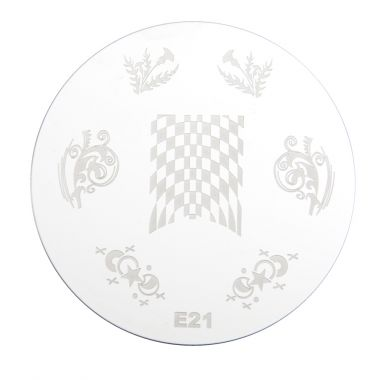 Šablon disk za pečate PMEO1 E21
