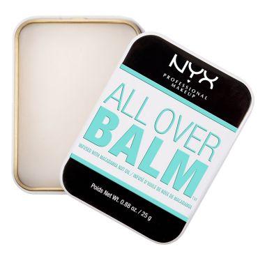 Balzam za negu kože sa uljem makadamija oraha NYX Professional Makeup Macadamia Nut Oil All Over Balm 25g