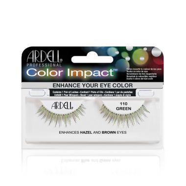Trepavice ARDELL Color Impact 110 zelene