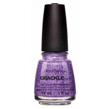 Crackle Luminous Lavender