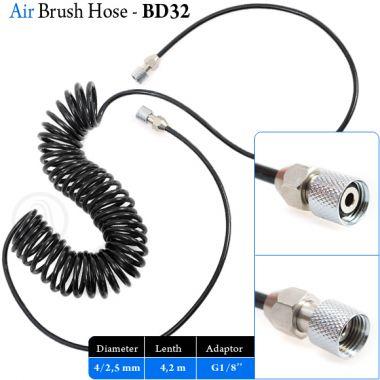 Crevo za airbrush BD32 spiralno