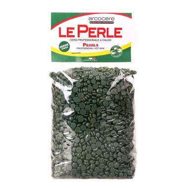 Topli vosak u granulama ARCO Zeleni 1000g