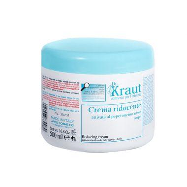 Termoaktivna anticelulit krema za telo sa čili paprikom DR KRAUT 500ml