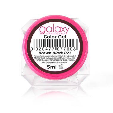 Brown Black G077