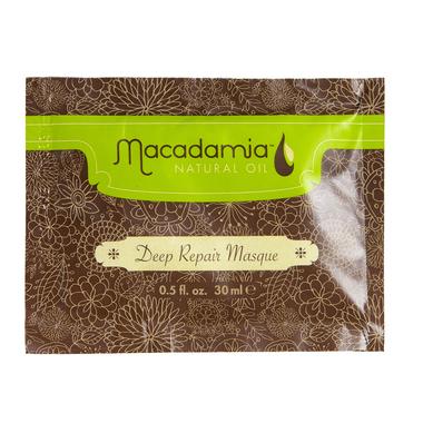 Set MACADAMIA No Tangle četka za raščešljavanje i maska za intenzivno obnavljanje kose  30 ml