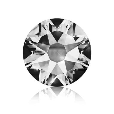 Kristali za nokte SWAROVSKI A 2088 XIRIUS Rose SS9 Black Diamond 40/1