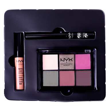 Set za šminkanje NYX Professional Makeup Beyond Basic LOOKSET17