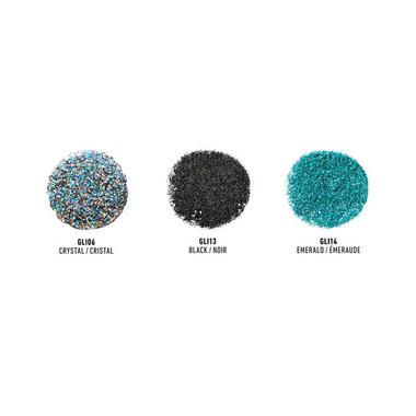 Set Gliter za lice i telo i prajmer NYX Professional Makeup #glittergoals GLISET01 3x1.5g