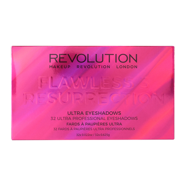 Paleta senki za oči MAKEUP REVOLUTION Flawless 3 Ressurection 30g