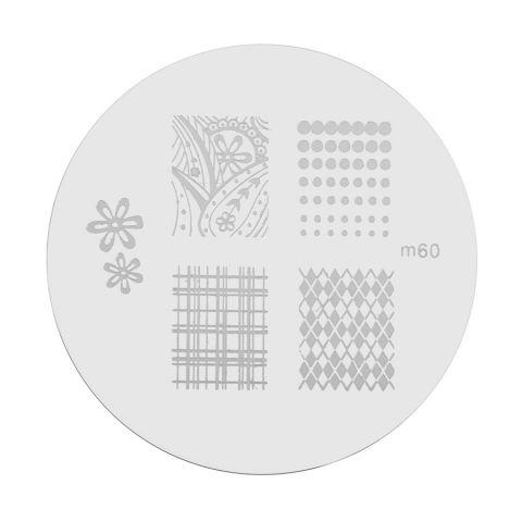 Šablon disk za pečate PMMO1 M60