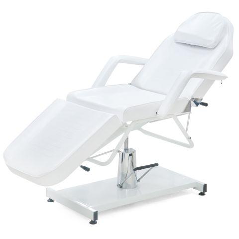 Kozmetički krevet/stolica za tretmane NS6906 trodelna sa hidrauličnim podešavanjem visine