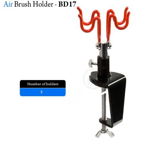 Držač/stalak za aerografe BD17 sa 2 pozicije