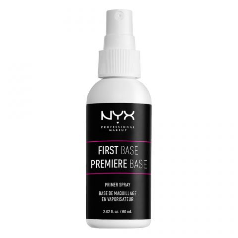 Prajmer za lice u spreju NYX Professional Makeup First Base Primer Spray FBPS01 60ml