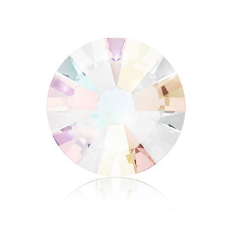 Kristali za nokte SWAROVSKI A 2058 Xilion Rose Enhanced  SS7 Aurore Boreale 40/1