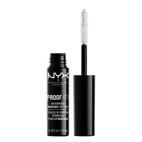 Vodootporni Top Coat za maskaru NYX Professional Makeup Proof It! PIMT01 5.5ml