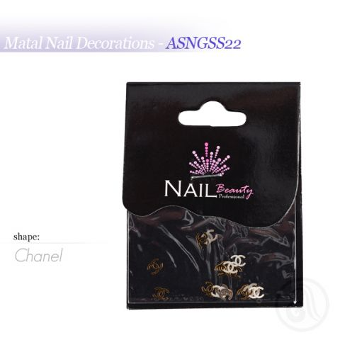 Metallic ukrasi za Nail Art ASNGSS22