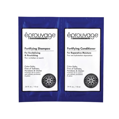 Set šampon i balzam za oštećenu kosu EPROUVAGE 2x10ml