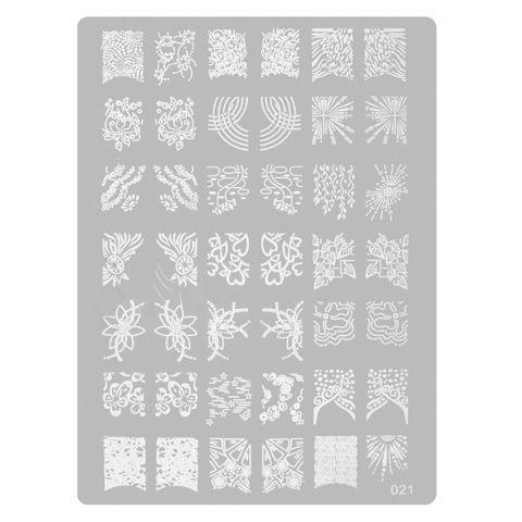 Šablon tabla za pečate PMAG2 21
