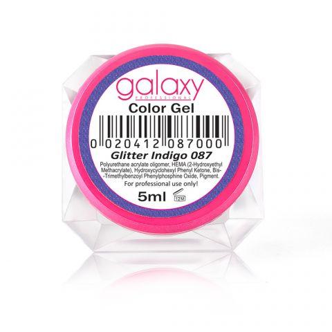 Glitter Indigo G087