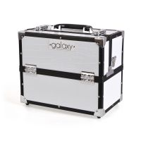Beauty case for tools and accessories GALAXY TC-3201WC white