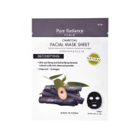 Facial Mask Sheet CALA Charcoal Detoxifying 20g